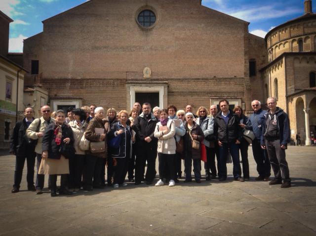 Viaggio a Padova 2014