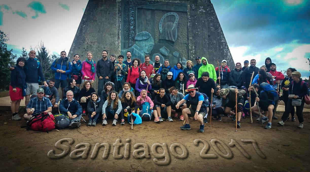 Cammino di Santiago 2017