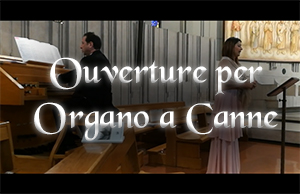 Ouverture per Organo a Canne