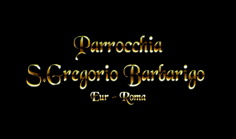 Video Parrocchia SGB